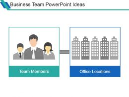 Business Team Powerpoint Ideas