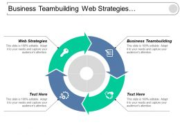 Business Teambuilding Web Strategies Workplace Wellness Management Program Cpb