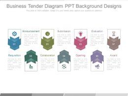 business_tender_diagram_ppt_background_designs_Slide01