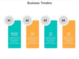 Business Timeline Ppt Powerpoint Presentation Pictures Introduction Cpb