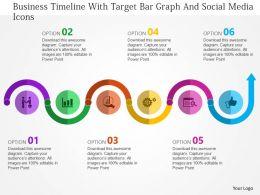 24372970 Style Circular Zig-Zag 5 Piece Powerpoint Presentation Diagram Infographic Slide