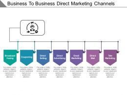 Business To Business Direct Marketing Channels