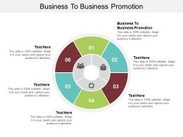 Business To Business Promotion Ppt Powerpoint Presentation Pictures Introduction Cpb