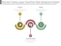 Business Trading Layout Powerpoint Slide Background Designs