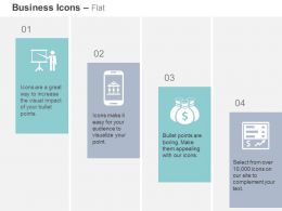 business_training_mobile_banking_budget_stock_ppt_icons_graphics_Slide01
