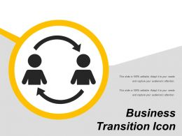 Business Transition Icon