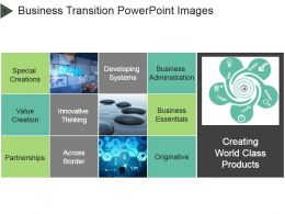 Business Transition Powerpoint Images
