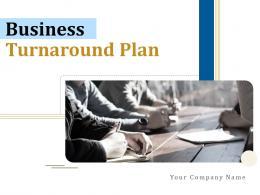 Business Turnaround Plan Powerpoint Presentation Slides