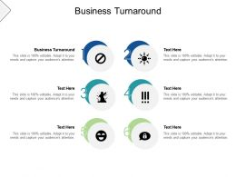 Business Turnaround Ppt Powerpoint Presentation Professional Graphics Cpb