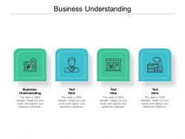 Business Understanding Ppt Powerpoint Presentation Model Example Cpb
