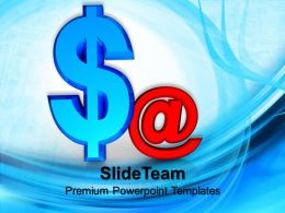 Business Unit Strategy Powerpoint Templates Dollar Success Ppt Designs