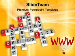 Business Unit Strategy Powerpoint Templates Promotion Internet Diagram Ppt Themes