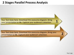 Business Use Case Diagram Process Analysis Powerpoint Templates PPT Backgrounds For Slides