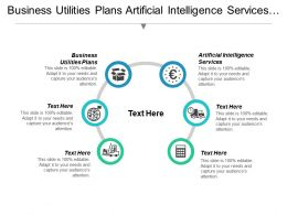 Business Utilities Plans Artificial Intelligence Services Operation Analytics Cpb