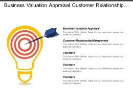 Business Valuation Appraisal Customer Relationship Management Workplace Safety