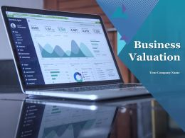 Business Valuation Powerpoint Presentation Slides