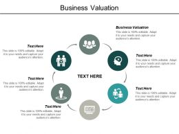 Business Valuation Ppt Powerpoint Presentation Example 2015 Cpb