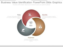 Business Value Identification Powerpoint Slide Graphics
