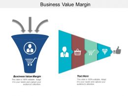 Business Value Margin Ppt Powerpoint Presentation File Graphics Downloadcpb