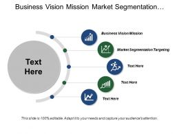 Business Vision Mission Market Segmentation Targeting Market Assumptions