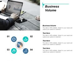 Business Volume Ppt Powerpoint Presentation Gallery Designs Cpb