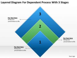 Business Workflow Diagram Process With 3 Stages Powerpoint Templates PPT Backgrounds For Slides