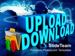 Business Workflow Presentation Templates And Themes Information Technology Online
