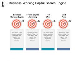 Business Working Capital Search Engine Marketing Business Advertisement Cpb