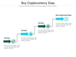 Buy Cryptocurrency Easy Ppt Powerpoint Presentation Model Graphics Cpb