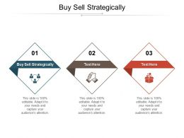 Buy Sell Strategically Ppt Powerpoint Presentation Summary Example Topics Cpb