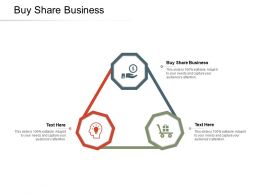 Buy Share Business Ppt Powerpoint Presentation Inspiration Graphic Images Cpb