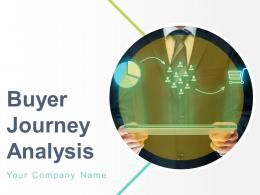 Buyer Journey Analysis Powerpoint Presentation Slides