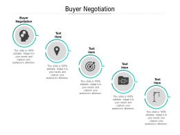 Buyer Negotiation Ppt Powerpoint Presentation Inspiration Graphics Design Cpb