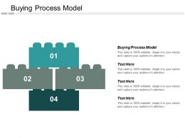 Buying Process Model Ppt Powerpoint Presentation Inspiration Example File Cpb