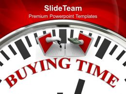 Buying Time Communication Powerpoint Templates Ppt Themes And Graphics