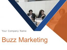 Buzz Marketing Powerpoint Presentation Slides