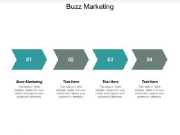 Buzz Marketing Ppt Powerpoint Presentation File Rules Cpb
