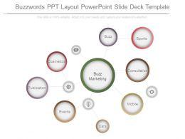 buzzwords_ppt_layout_powerpoint_slide_deck_template_Slide01