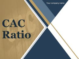 Cac Ratio Powerpoint Presentation Slides