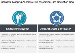 Cadastral Mapping Anaerobic Bio Conversion Size Reduction Coal