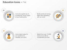 calculation_graduate_microscope_paintbrush_ppt_icons_graphics_Slide01