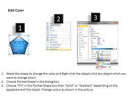 Calendar 2012 Powerpoint Presentation Slides DB