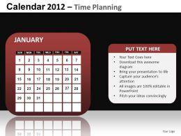 calendar_2012_time_planning_powerpoint_presentation_slides_db_Slide02
