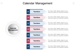 Calendar Management Ppt Powerpoint Presentation Infographics Images Cpb
