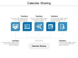 Calendar Sharing Ppt Powerpoint Presentation Pictures Graphics Tutorials Cpb
