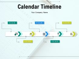 Calendar Timeline Training Plan Milestone Planning Month Duration Completion