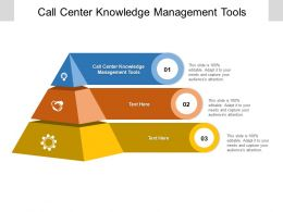 Call Center Knowledge Management Tools Ppt Powerpoint Presentation Slides Gallery Cpb