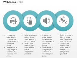 call_center_touch_screen_sound_volume_satellite_ppt_icons_graphics_Slide01