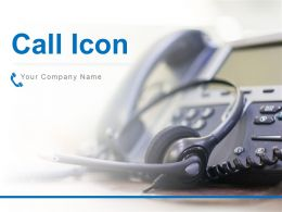 Call Icon Business Customer Care Technology Marketing Communication