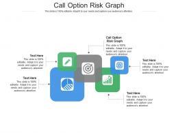 Call Option Risk Graph Ppt Powerpoint Presentation Show Portfolio Cpb